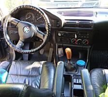 Продается а/м BMW E34 5 -ая серия, 1991 г. в., бензин- газ метан 22 куб