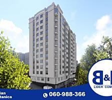 Apartament cu 3 camere separate în sec. Botanica !700 euro. m2 Îți ...