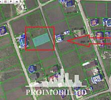 Spre vînzare se oferă teren pentru construcții, com. Cruzești, str. ..