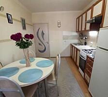Se vinde apartament modern cu 2 odai in sectorul Buiucani. Suprafata .