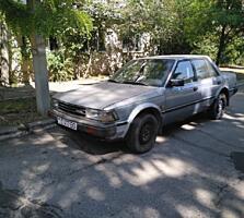 Продам возможен обмен Nissan Bluebird 2.0 дизель 1985г.
