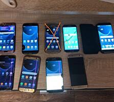 Телефоны gsm Samsung Galaxy s7 - 1шт, s7 edge - 3шт, s6 - 1шт. Оригина
