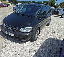 Opel Zafira Рестайлинг (Usauto)