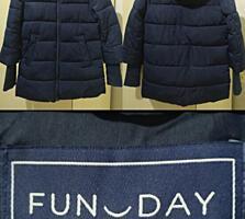Куртка FUN DAY зима б/у