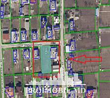 Spre vînzare se oferă teren pentru construcții, situat în com. ...
