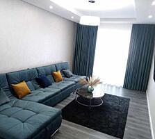Apartament modern cu 2 odai + living in sec. Centru al capitalei. ...