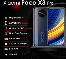 Продам POCO X3 PRO 6/128 Гарантия!