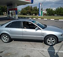 Ауди А-4 бензин-газ-пропан