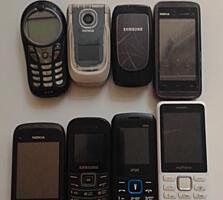 Телефоны GSM б/у от 50 до 180 руб.