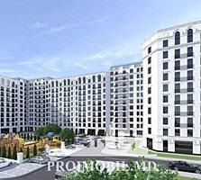 Apartament cu 3camere și suprafața de 72 m2, în complexul Newton ...