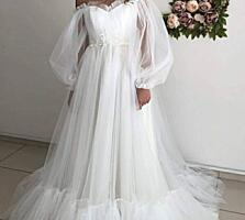Rochie de mireasa. Свадебное платье