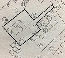 Продается дом на участке 7 соток, Бельцы (р-он Пэмынтены)