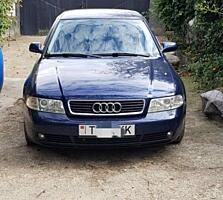 Продам Ауди А4 2001 года, 1.9 Тdi, оцинкованный кузов. Торг.