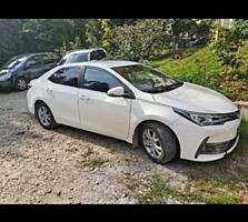 Prodam Toyota Corolla 2017 g. 1.4-d4d. Oceni âconomnaia 4-4,5 l- 100km