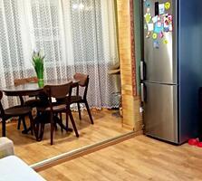 Уютная 2х комнатная кв. с ремонтом мебелью и техникой. Новострой!