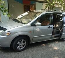 """Продам """"Mazda mpv"""" 2000г, газ метан. Бензин 2.0"""