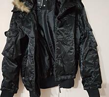 Scurta noua, куртка новая, размер М, дубленка 54р итальянская выделка