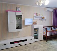 2-комнатная квартира евроремонт ЮТЗ Молодогвардейская Николаев
