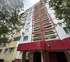 Spre vinzare se propune apartament cu 2 odai in inima sectorului ...