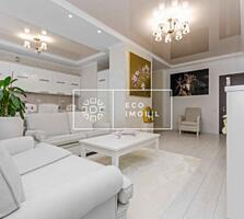 Se vinde apartament superb în sectorul Centru, cu amplasare reușită ..