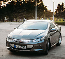 Chevrolet Volt 2016 молдавская регистрация