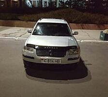 VW Passat B5+