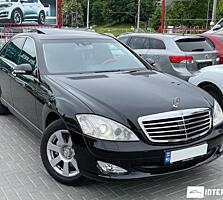 mercedesbenz S 350