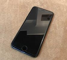 IPhone 7 matte black в коробке
