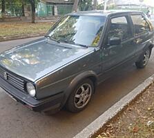 Продам Volkswagen Golf II автомат 1,8 ГАЗ- БЕНЗИН! ТОРГ