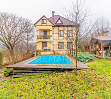 Se vinde VILĂ EXCLUSIVĂ, în Codrii Orheiului, s. Ivancea! Casa este ..