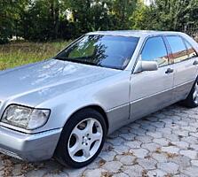 Mercedes-Benz S-Class 300 SE 1993 г 3.2 бензин /газ (метан)
