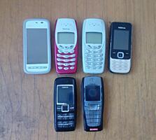 Мобильные Nokia(разные)