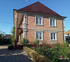 Продается новый дом в ТЕРНОВКЕ