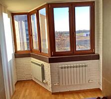 Ларионова 4ком 2/9 автономное отопления утеплена снаружи мебель