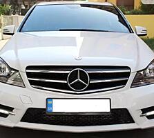 Продам свой Mercedes-Benz C 250 AMG