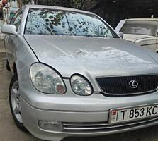 Lexus GS 300 Европеец.