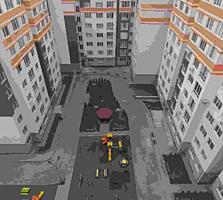 Apartament 91 mp - str. Sprîncenoaia