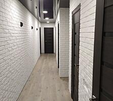 Продам 3-х квартиру с евроремонтом, большой кухней, террасой
