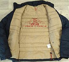 Куртка мужская зимняя Tiger Force, пуховик ЕвроЗима
