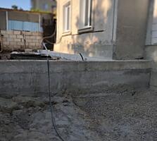 Продам дом в стадии реконструкции