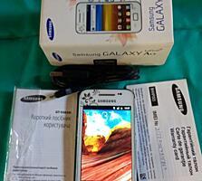 Смартфон мобильный телефон Samsung Galaxy Ace La Fleur GT-S5830i