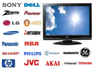 Ремонт телевизоров и мониторов, LCD, Plazma. Выезд.