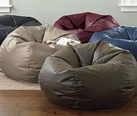 Аренда бескаркасной мебели Bean-Bag, Hi-Poly