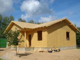 Сип панели для быстрого строительства дома