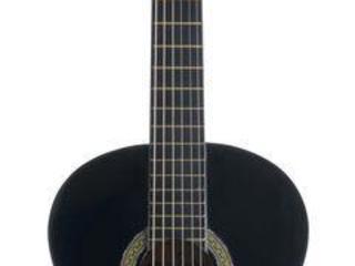 Немецкая классическая гитара новая