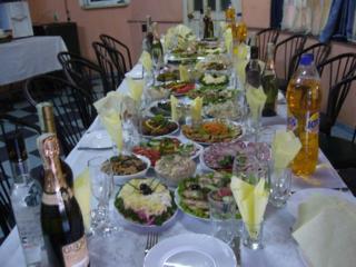 Кафе-бар: торжества, дни рожденья, корпоративы, Вечеринку