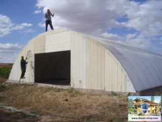 Овощехранилища по технологии Термомонолит