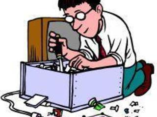 Срочный ремонт телевизоров. Без выходных.