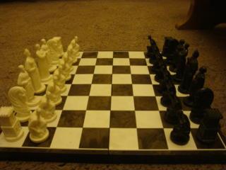 Сувенирные шахматы - 100$