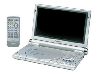 Переносной телевизор Panasonic DVD-LA95 для Т2 тюнера